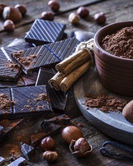 Cinnamon and Hazelnut